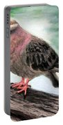 Pigeon Toes Portable Battery Charger