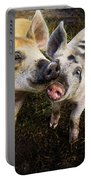 Piggy Love Portable Battery Charger