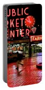 Pike Place Reflections Portable Battery Charger