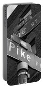 Pike Place Seattle Portable Battery Charger