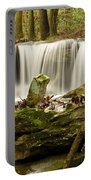 Pillar And Waterfall Portable Battery Charger