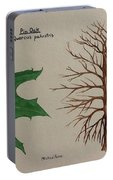 Pin Oak Tree Id Portable Battery Charger