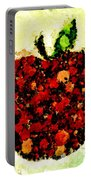 Pinatamiche Painting Crackle Art Portable Battery Charger