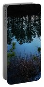 Pine Barren Reflections Portable Battery Charger