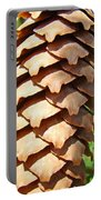 Pine Cone Art Prints Pine Tree Artwork Baslee Troutman Portable Battery Charger
