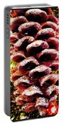 Pine Cone Ornament Portable Battery Charger