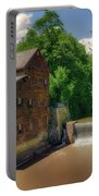 Pine Creek Gristmill Portable Battery Charger