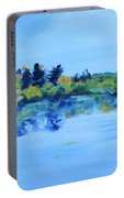 Pine Meadow Lake, 2017 Portable Battery Charger
