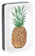 Pineapple Pencil Portable Battery Charger