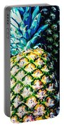 Pineapples Portable Battery Charger