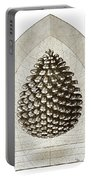 Pinecone Portable Battery Charger by Charles Harden