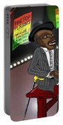 Pinetop Perkins Portable Battery Charger