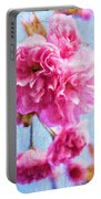 Pink Bellos Portable Battery Charger