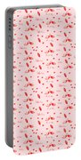 Pink Birds Jp03 Portable Battery Charger