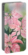 Pink Delight Portable Battery Charger