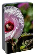 Pink Echo Portable Battery Charger
