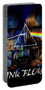 Pink Floyd Montage Portable Battery Charger