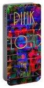 Pink Floyd The Wall Portable Battery Charger