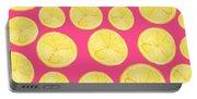 Pink Lemonade Portable Battery Charger