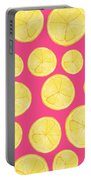 Pink Lemonade Portable Battery Charger