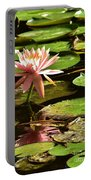 Pink Lily 14 Portable Battery Charger