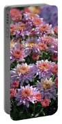 Pink Mums Portable Battery Charger