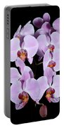 Pink Orchid Iv Portable Battery Charger