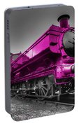 Pink Pannier  Portable Battery Charger