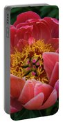 Pink Peony 2016 Portable Battery Charger