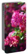 Pink Profusion 1 Portable Battery Charger