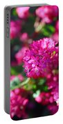 Pink Profusion 2 Portable Battery Charger