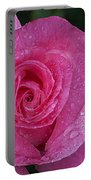 Pink Rose, Rosa Portable Battery Charger