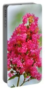 Pink Tower Portable Battery Charger