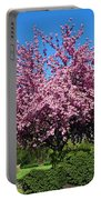 Pink Tree Portable Battery Charger