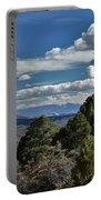 Pinon Forest At The Top Of Kolob Canyon Portable Battery Charger