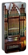 Pipe Organ In Church Portable Battery Charger