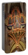 Pipe Organ In Strasbourg Cathedral Portable Battery Charger