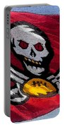 Pirate Football Portable Battery Charger