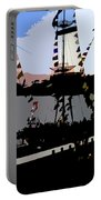 Pirate Ship Portable Battery Charger