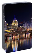 Pittsburgh 1  Portable Battery Charger