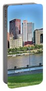 Pittsburgh Pa Panoramic Portable Battery Charger