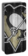 Pittsburgh Penguins Barn Door Portable Battery Charger