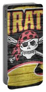 Pittsburgh Pirates Barn Door Portable Battery Charger