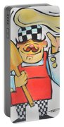 Pizza Chef Portable Battery Charger