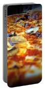 Pizza Pie For The Eye Portable Battery Charger