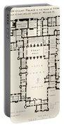 Plan Of Principal Floor Of Hampton Portable Battery Charger