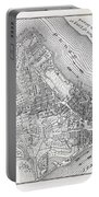 Plan Of The City Of New York Portable Battery Charger