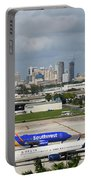 Planes By Fort Lauderdale Portable Battery Charger