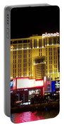 Planet Hollywood By Night Portable Battery Charger