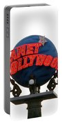 Planet Hollywood Sign Vegas Portable Battery Charger